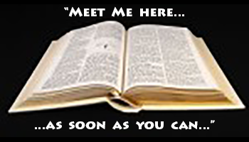 The Bible--Meet Me Here
